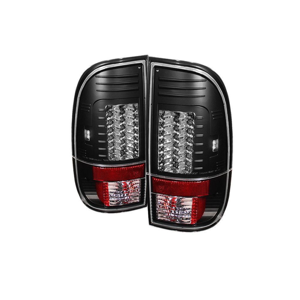 Spyder Auto ® - Black Version 2 LED Tail Lights (5029133)