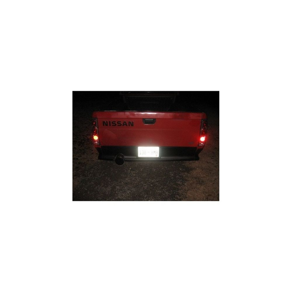 Spyder Auto ® - Chrome Euro Style Tail Lights (5006882)