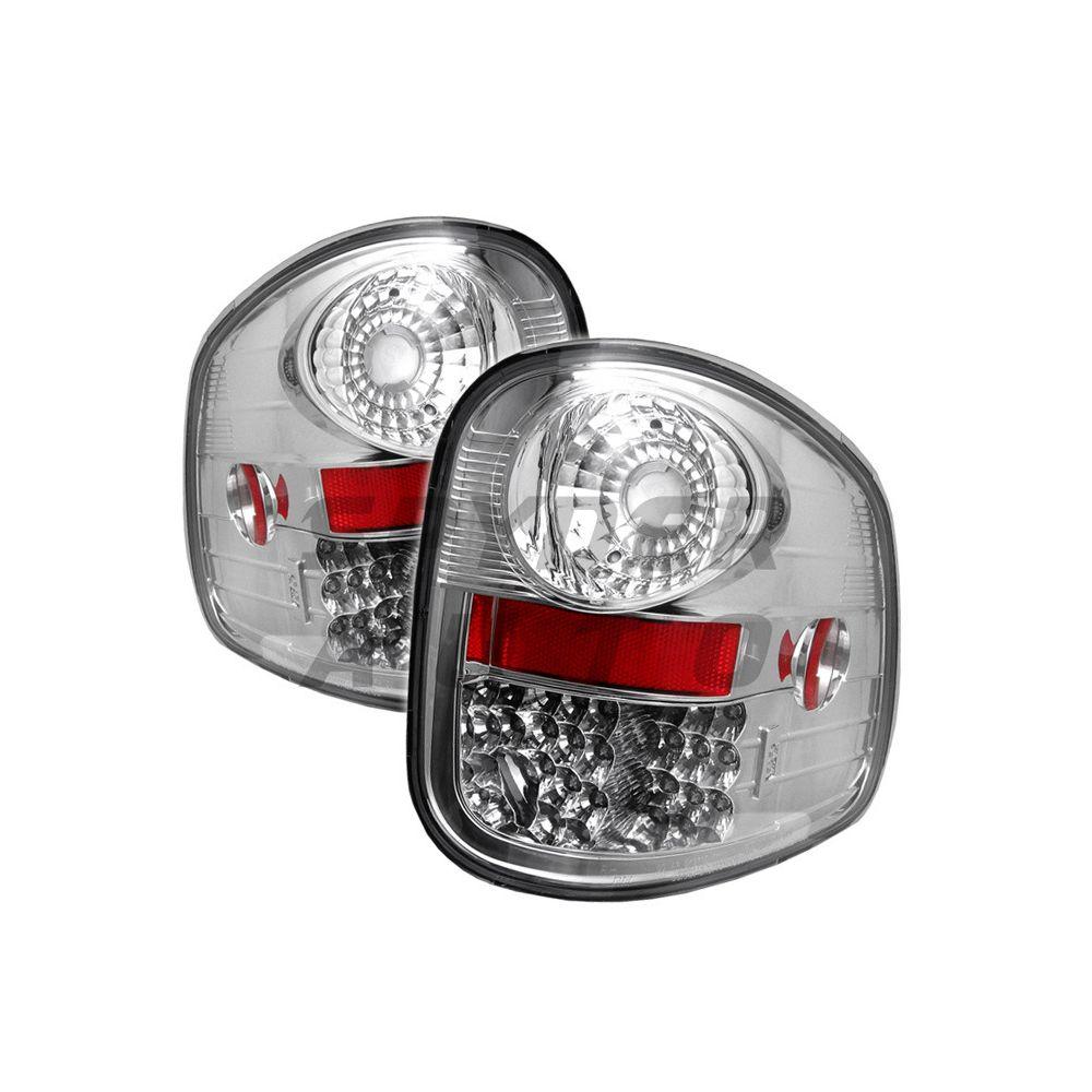 Spyder Auto ® - Chrome LED Tail Lights (5003416)