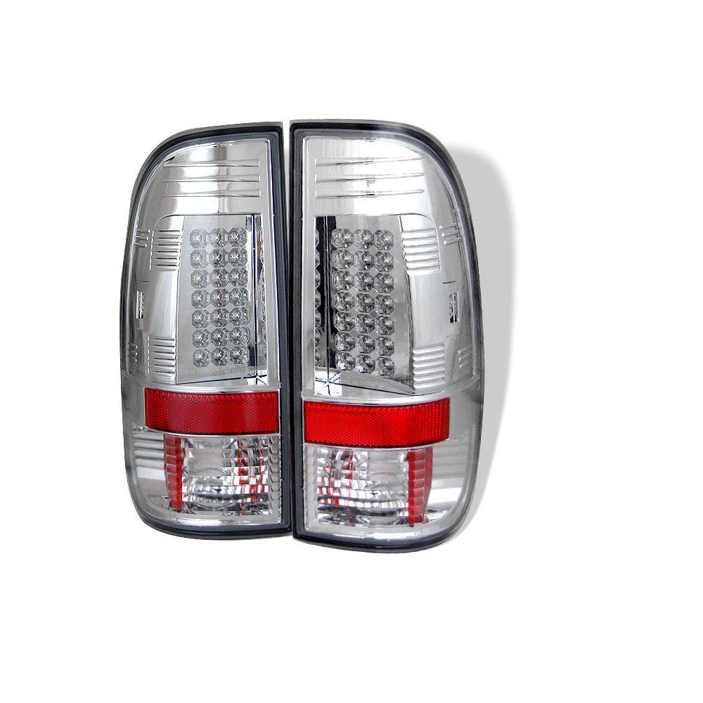 Spyder Auto ® - Chrome LED Tail Lights (5003478)