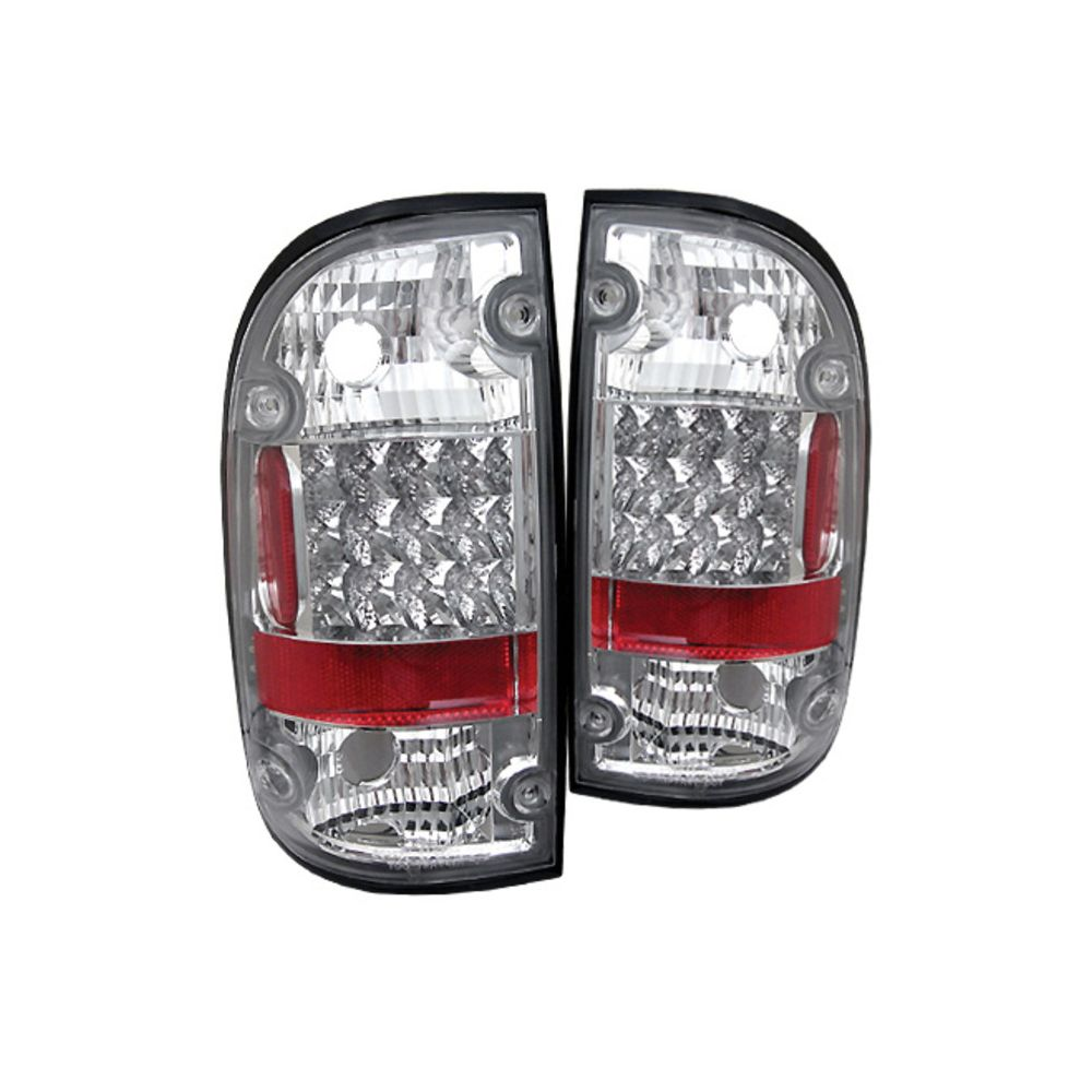 Spyder Auto ® - Chrome LED Tail Lights (5008015)