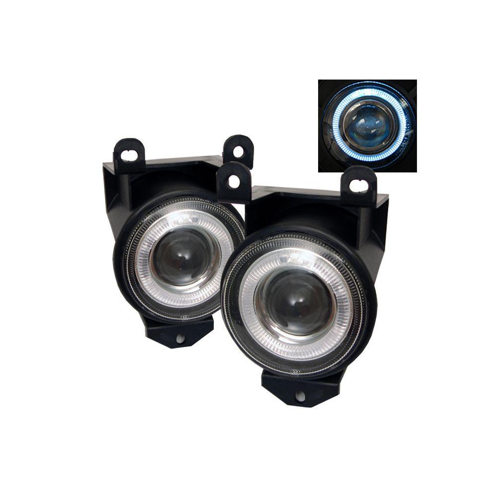 Spyder Auto ® - Clear Halo Projector Fog Lights (5021410)