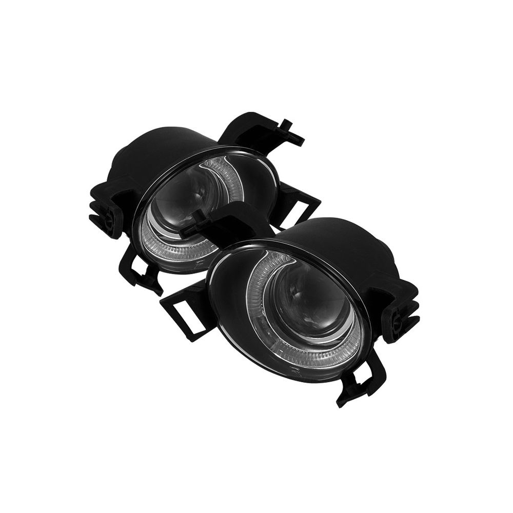 Spyder Auto ® - Clear Halo Projector Fog Lights (5038548)