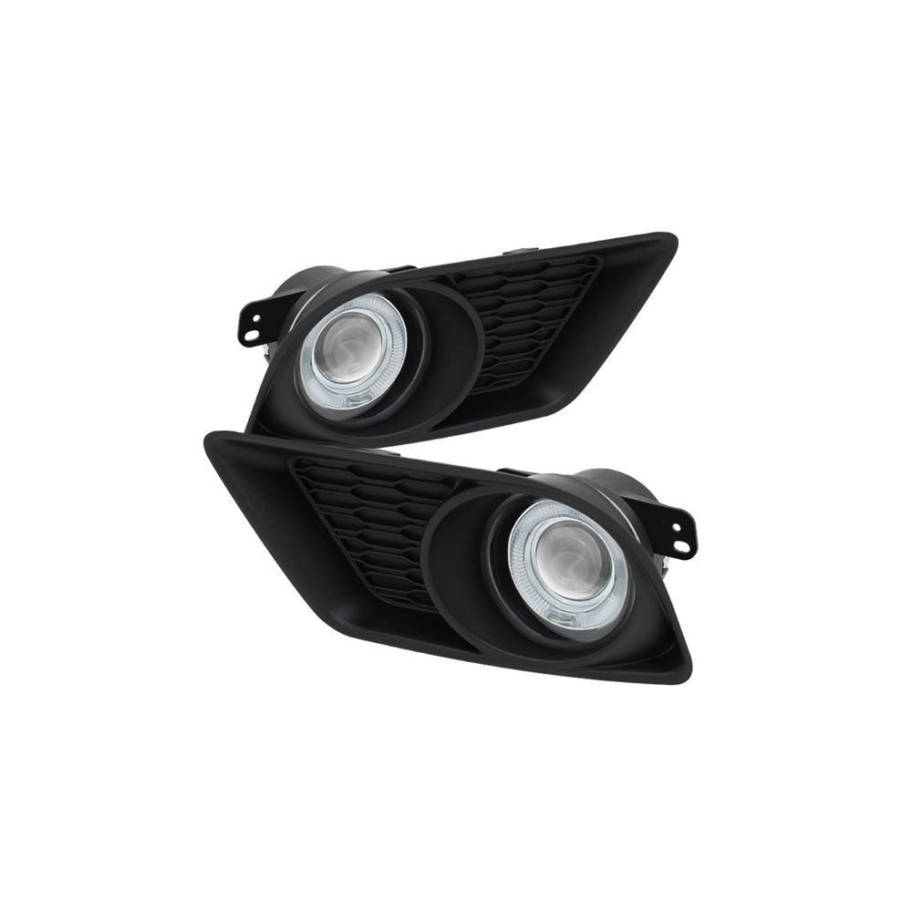 Spyder Auto ® - Clear Halo Projector Fog Lights (5073273)