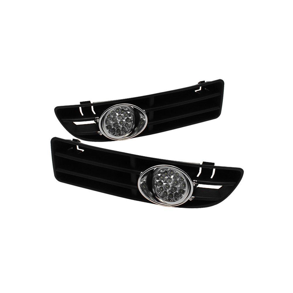 Spyder Auto ® - Clear LED Fog Lights (5015778)