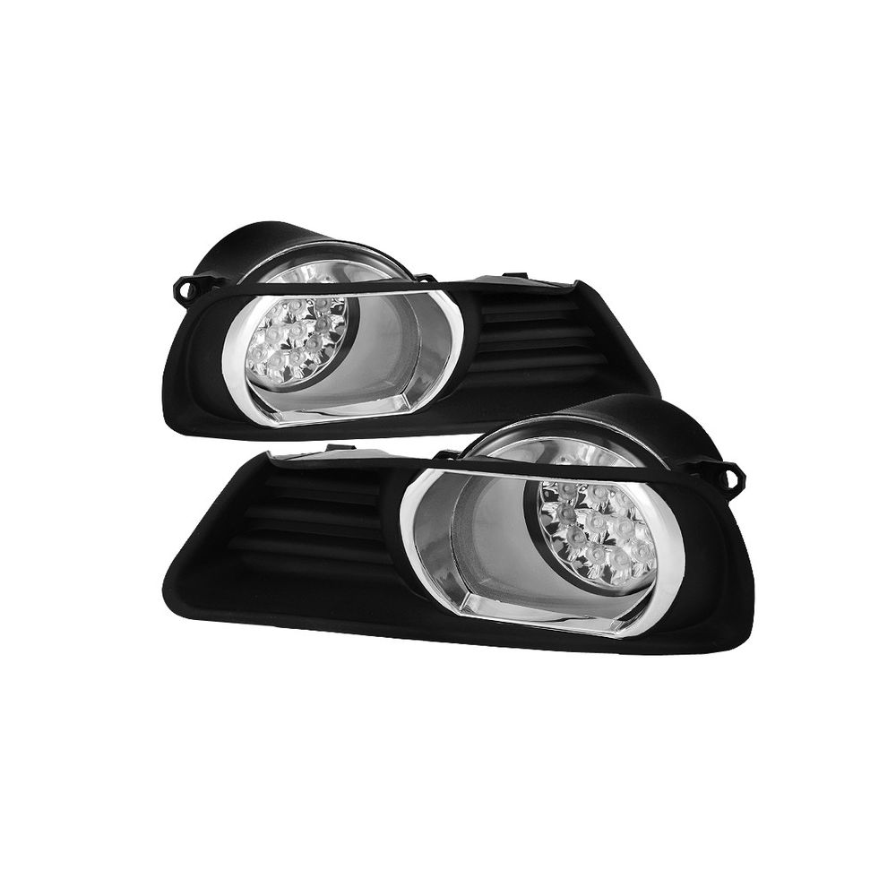 Spyder Auto ® - Clear LED Fog Lights (5038449)