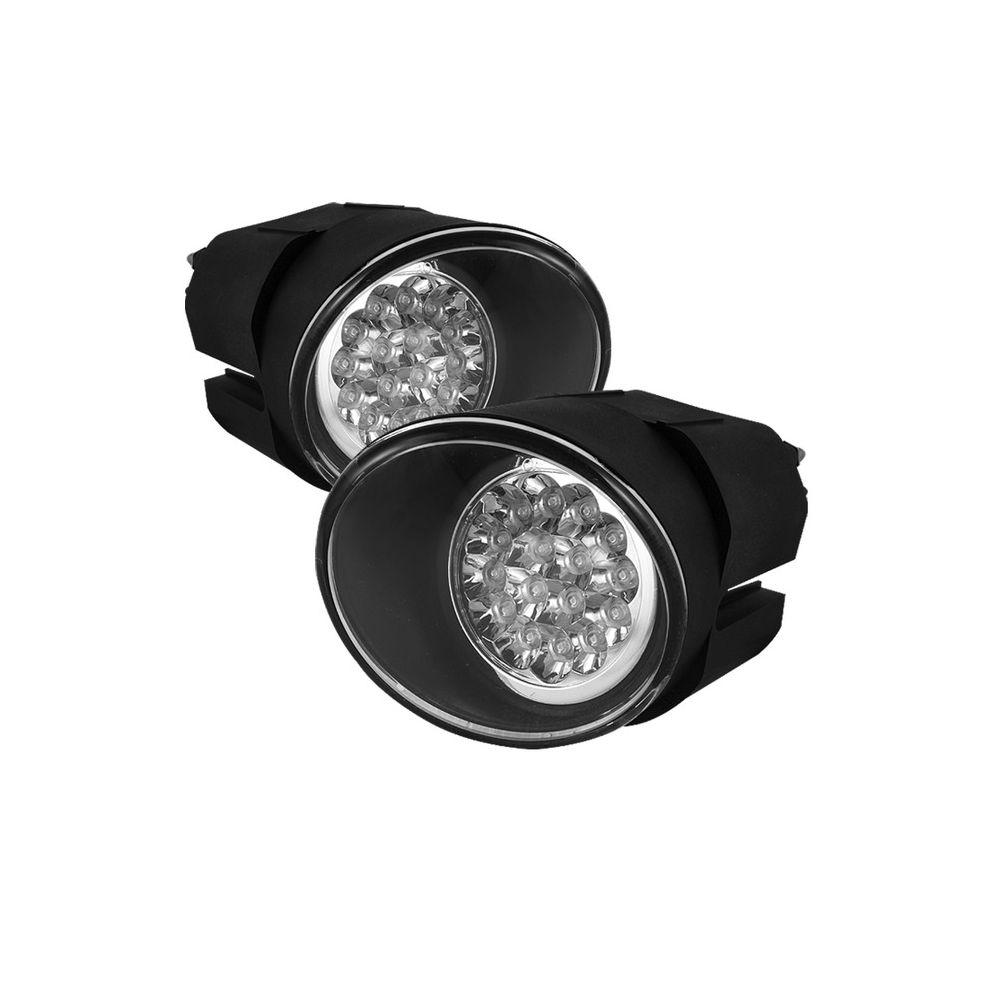 Spyder Auto ® - Clear LED Fog Lights (5039156)