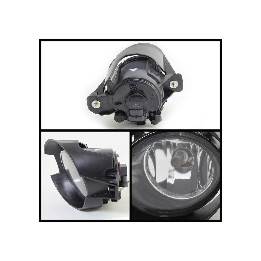 Spyder Auto ® - Clear OE Style Fog Lights (5073198)