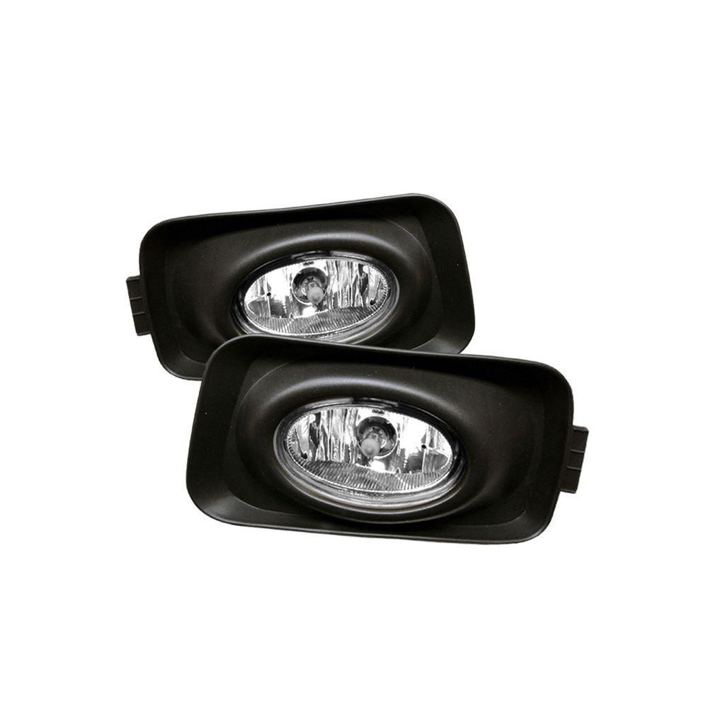 Spyder Auto ® - Clear OEM Style Fog Lights (5014429)