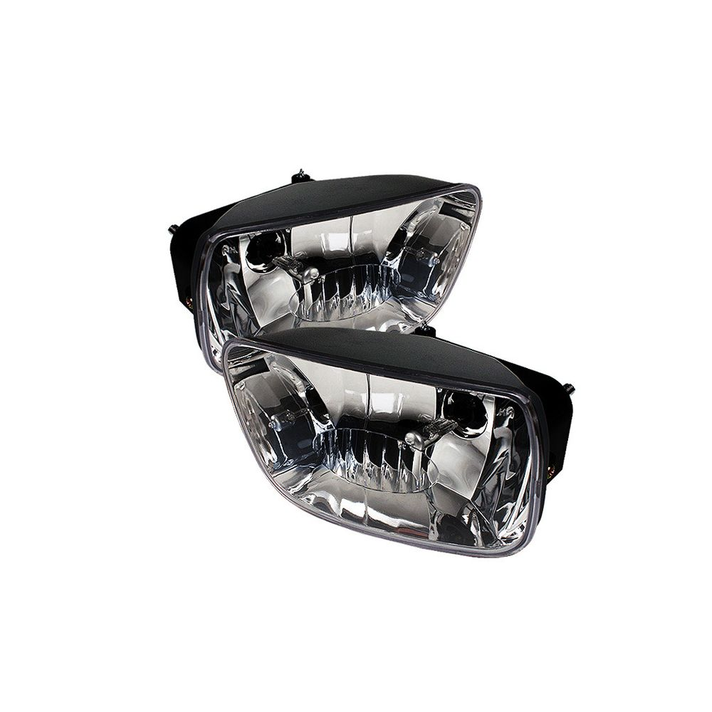 Spyder Auto ® - Clear OEM Style Fog Lights (5020840)