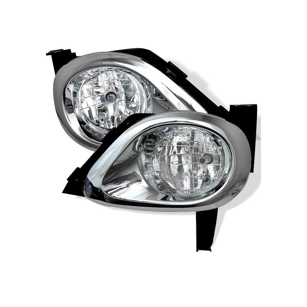 Spyder Auto ® - Clear OEM Style Fog Lights (5021014)