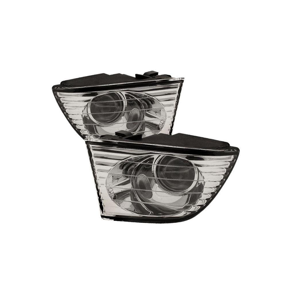 Spyder Auto ® - Clear OEM Style Fog Lights (5021038)
