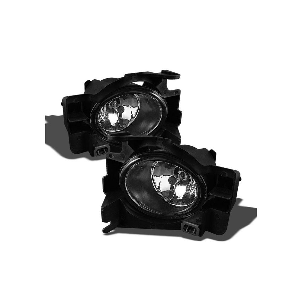 Spyder Auto ® - Clear OEM Style Fog Lights (5021151)