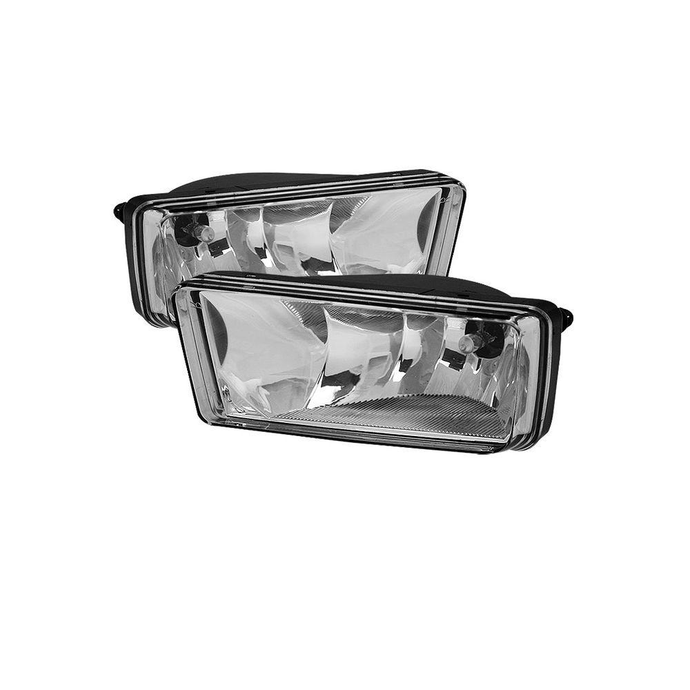 Spyder Auto ® - Clear OEM Style Fog Lights (5043238)