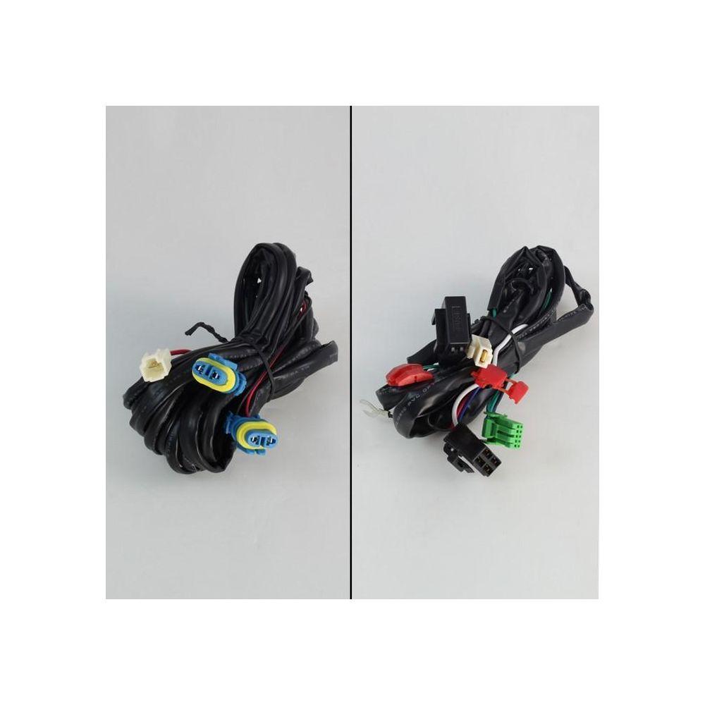 Spyder Auto ® - Clear OEM Style Fog Lights (5076076)