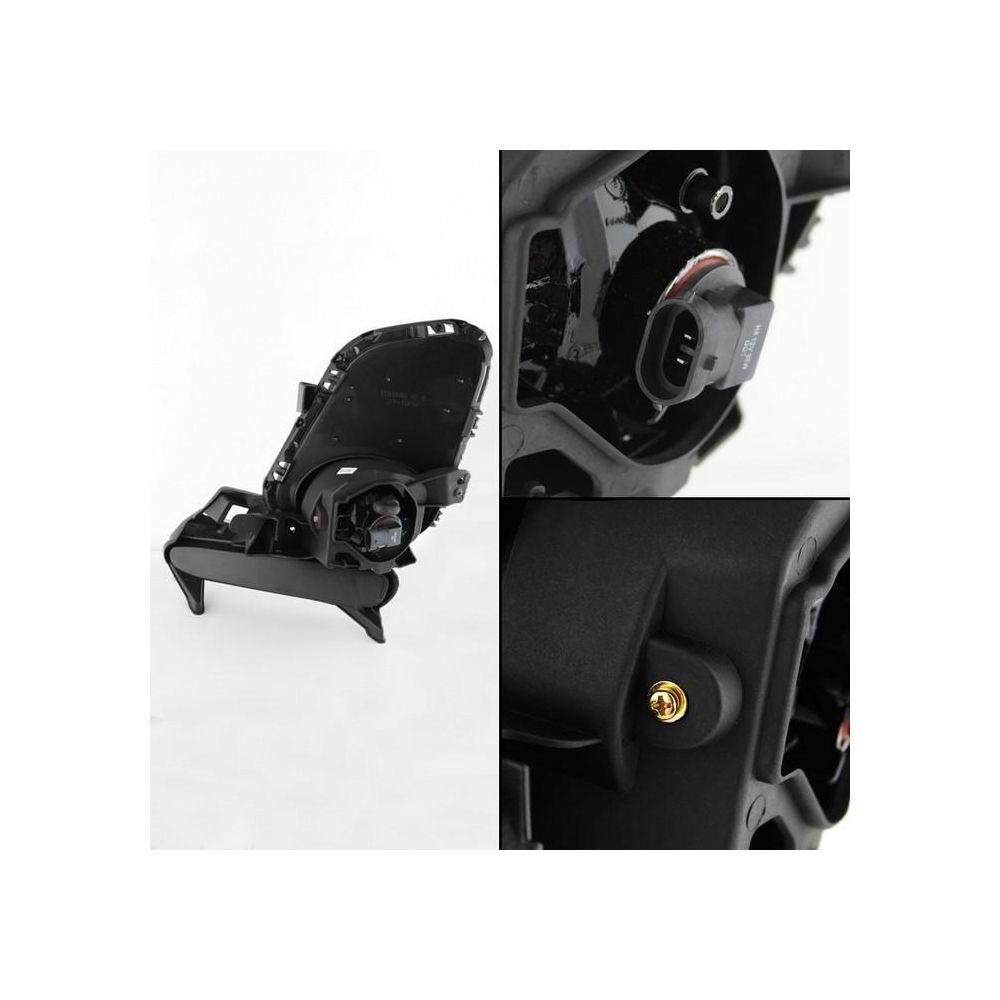Spyder Auto ® - Clear OEM Style Fog Lights (5076120)