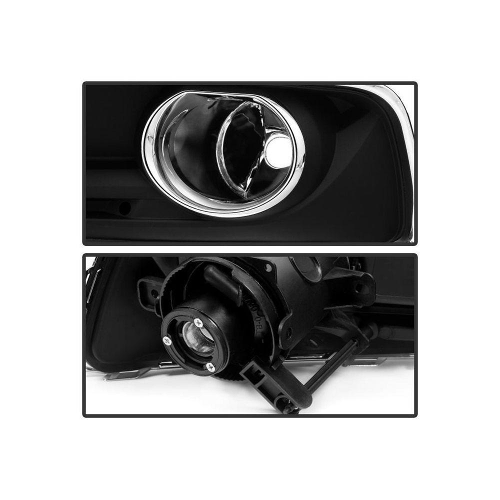 Spyder Auto ® - Clear OEM Style Fog Lights (5080271)