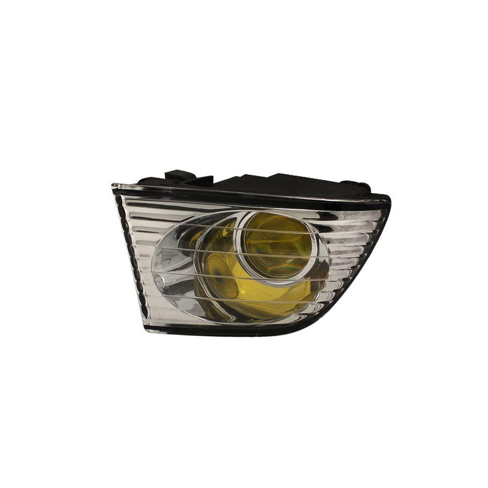 Spyder Auto ® - Left Side Clear OEM Style Fog Light (5021045)