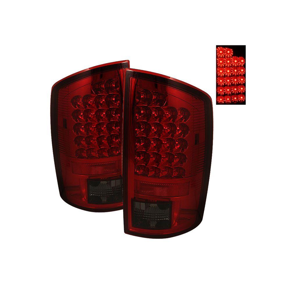 Spyder Auto ® - Red Smoke LED Tail Light (5002587)