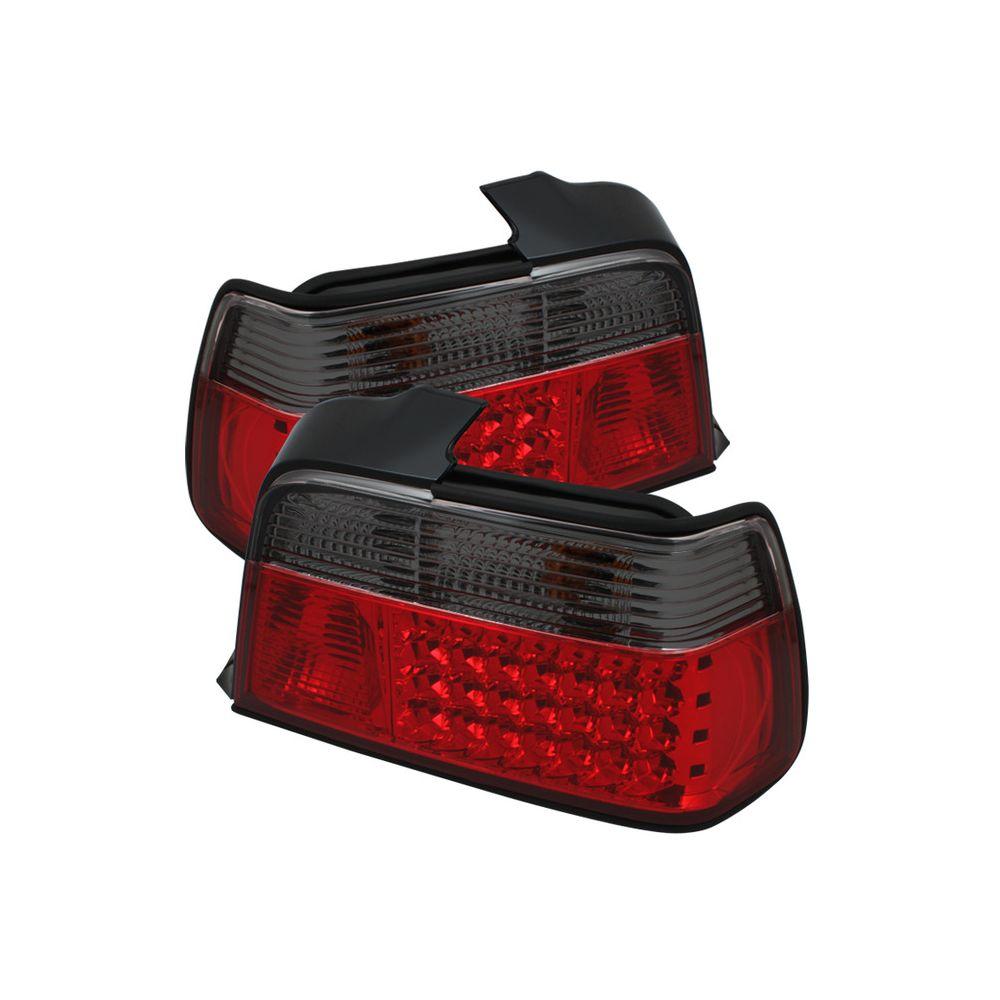 Spyder Auto ® - Red Smoke LED Tail Lights (5000583)