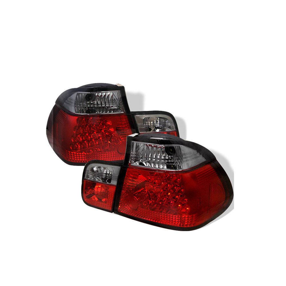 Spyder Auto ® - Red Smoke LED Tail Lights (5000767)