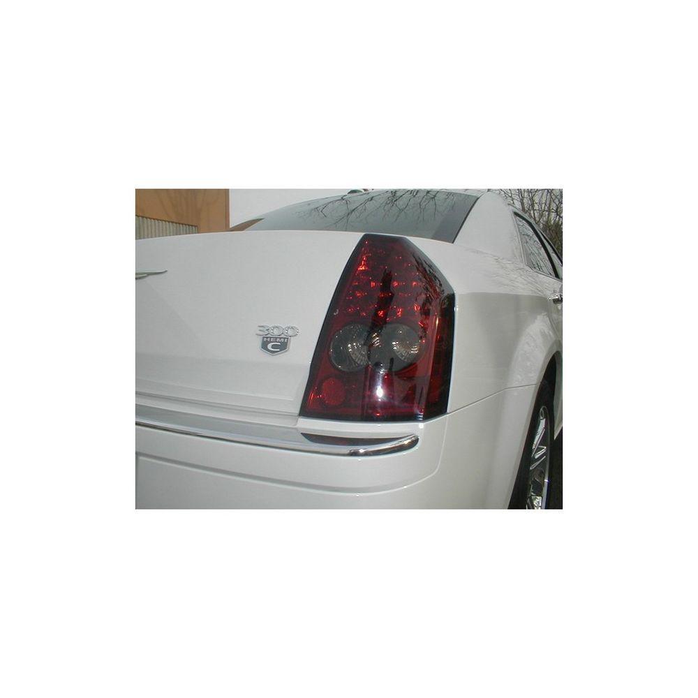 Spyder Auto ® - Red Smoke LED Tail Lights (5001658)