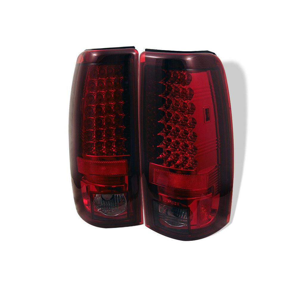 Spyder Auto ® - Red Smoke LED Tail Lights (5002075)