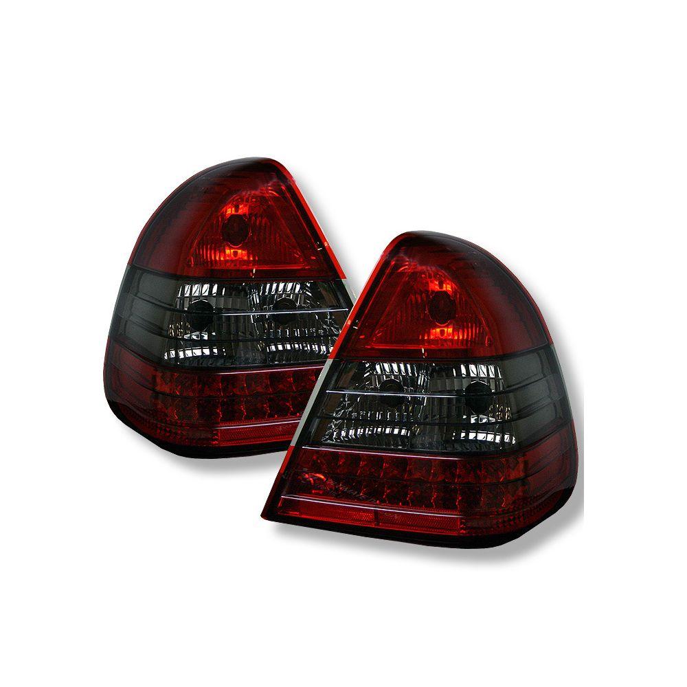 Spyder Auto ® - Red Smoke LED Tail Lights (5006158)