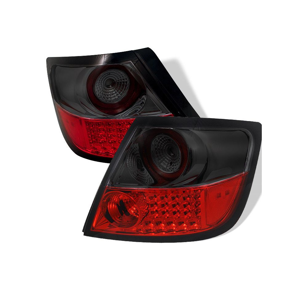 Spyder Auto ® - Red Smoke LED Tail Lights (5007735)