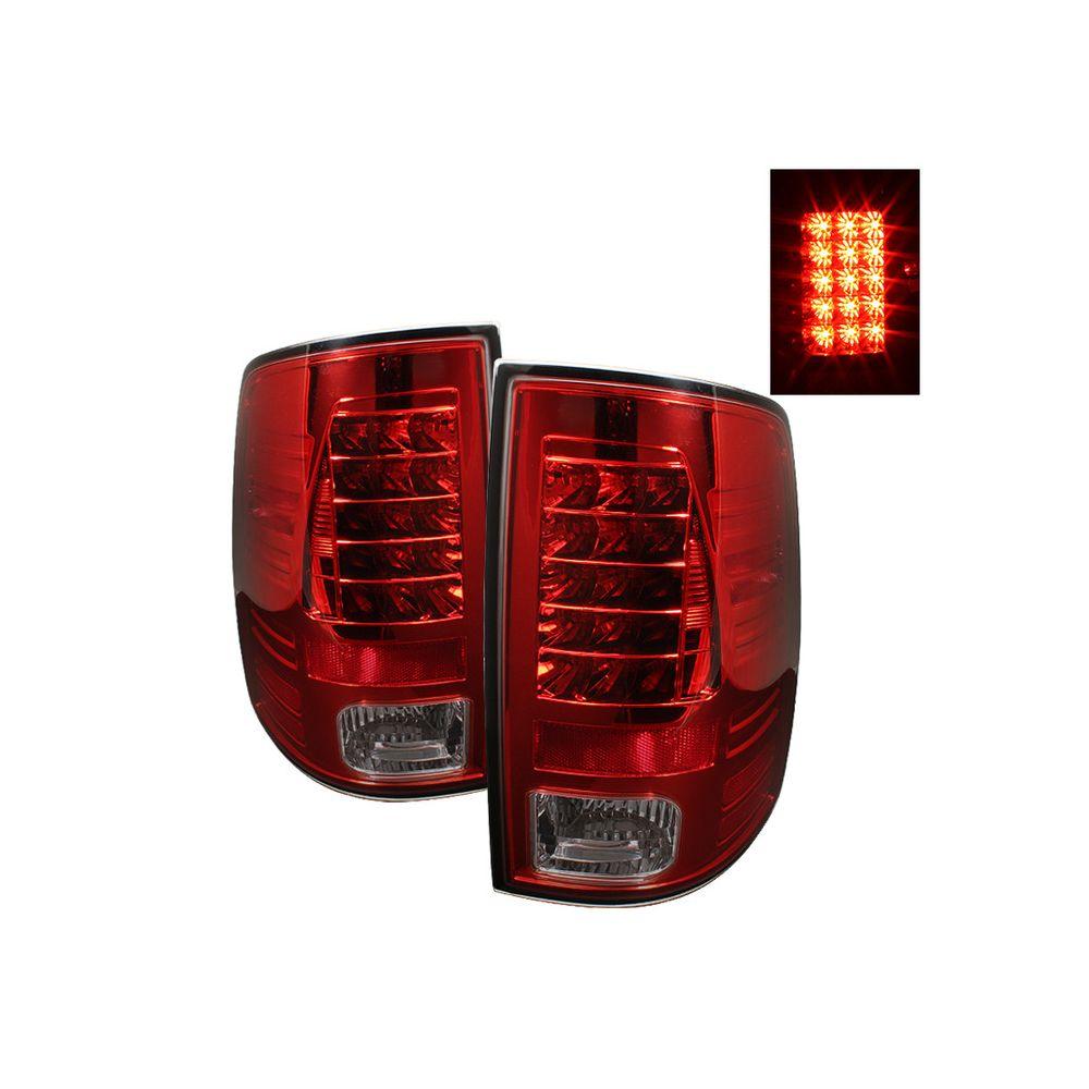 Spyder Auto ® - Red Smoke LED Tail Lights (5017574)