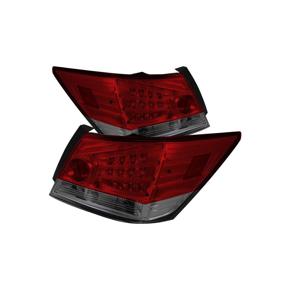 Spyder Auto ® - Red Smoke LED Tail Lights (5032652)