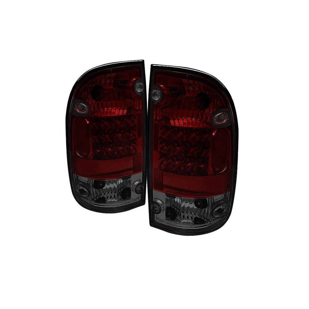 Spyder Auto ® - Red Smoke LED Tail Lights (5033727)