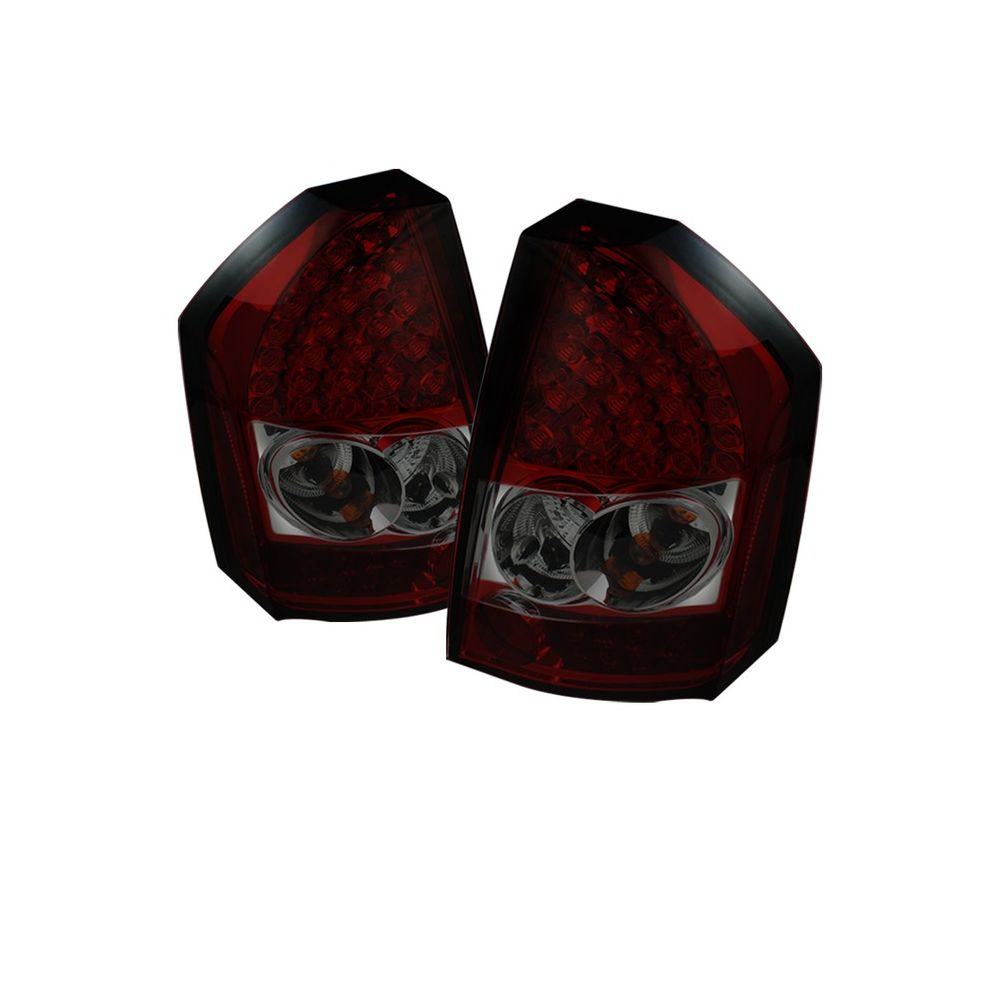 Spyder Auto ® - Red Smoke LED Tail Lights (5038012)