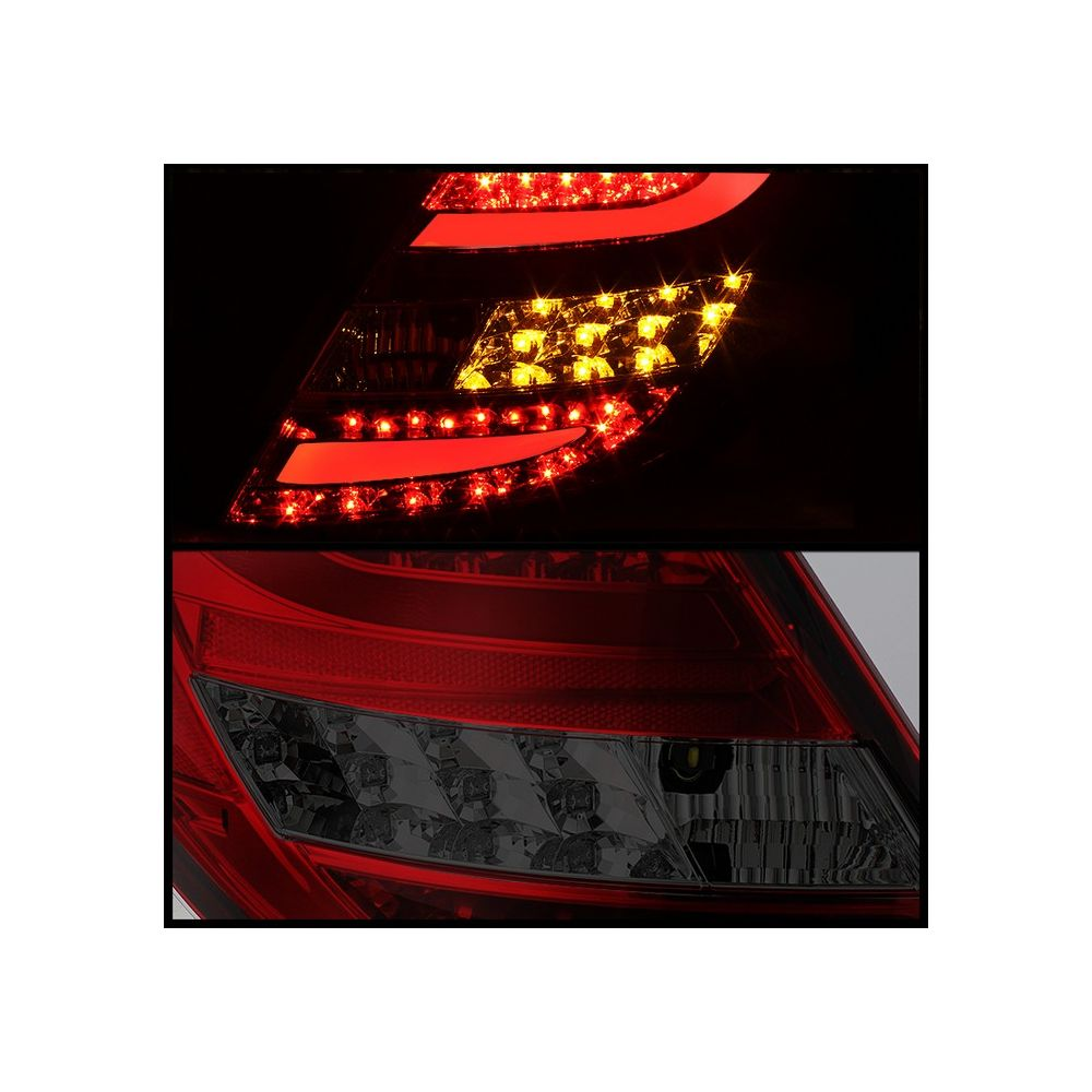 Spyder Auto ® - Red Smoke LED Tail Lights (5072719)