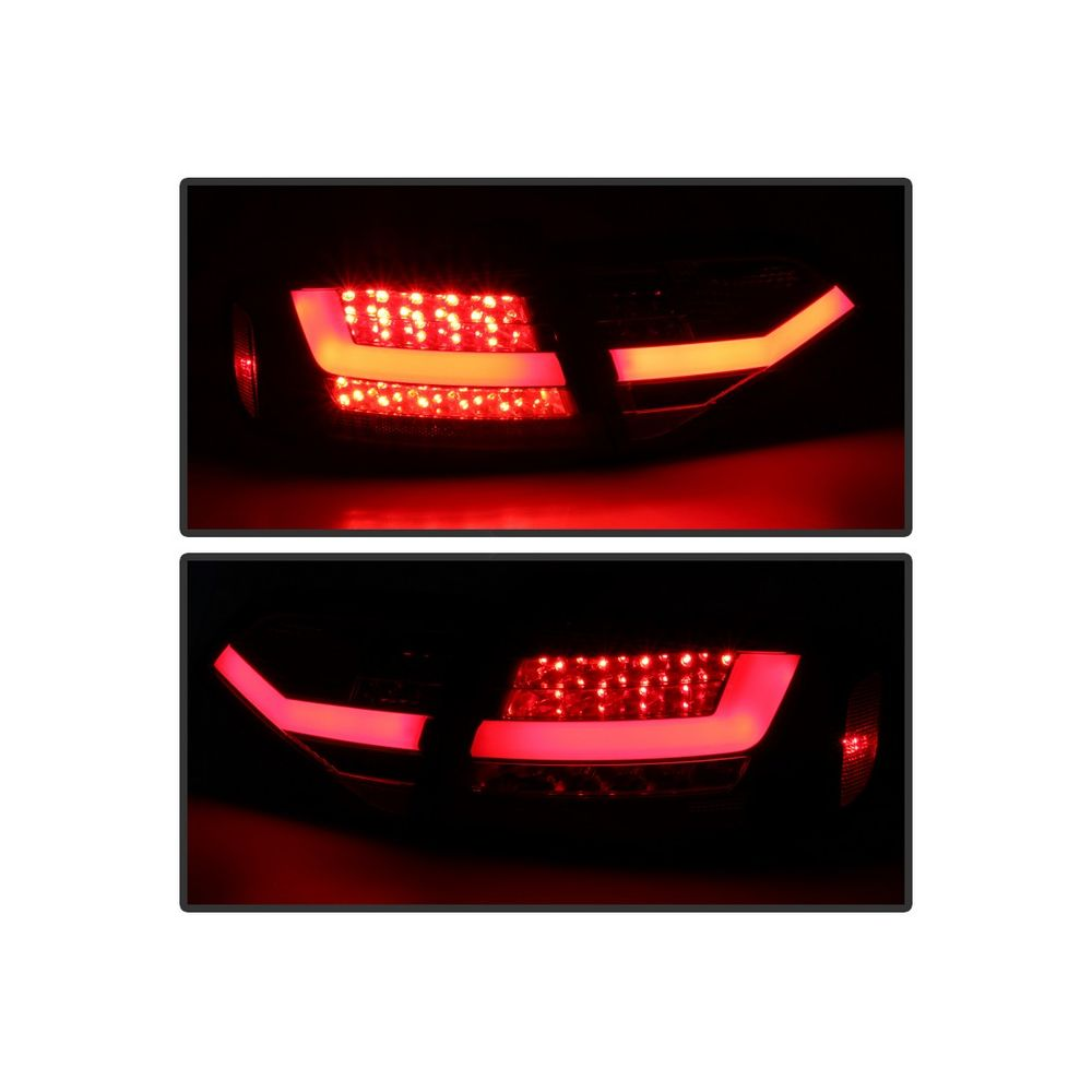 Spyder Auto ® - Red Smoke LED Tail Lights (5076366)