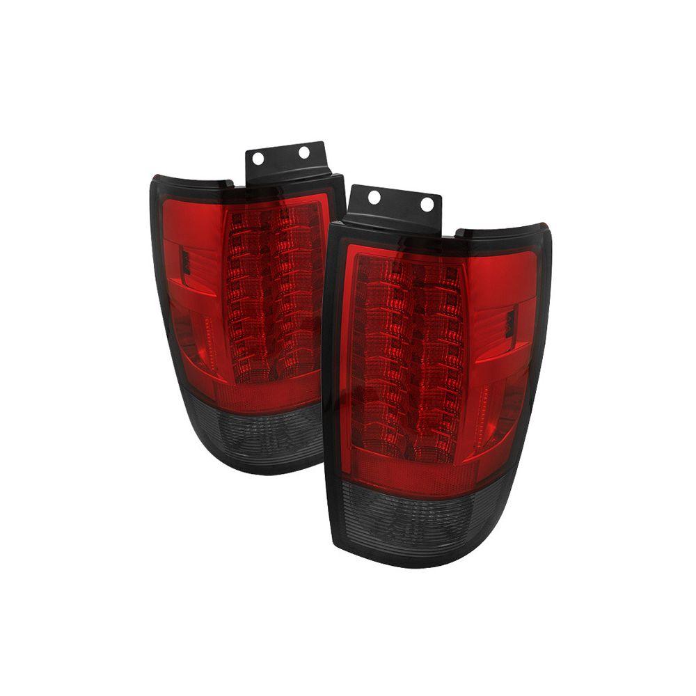 Spyder Auto ® - Red Smoke Version 2 LED Tail Lights (5002884)