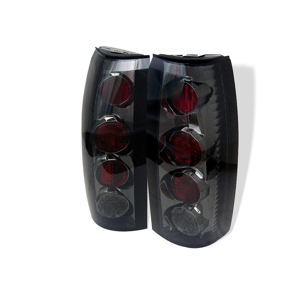 Spyder Auto ® - Smoke Euro Style Tail Lights (5001405)