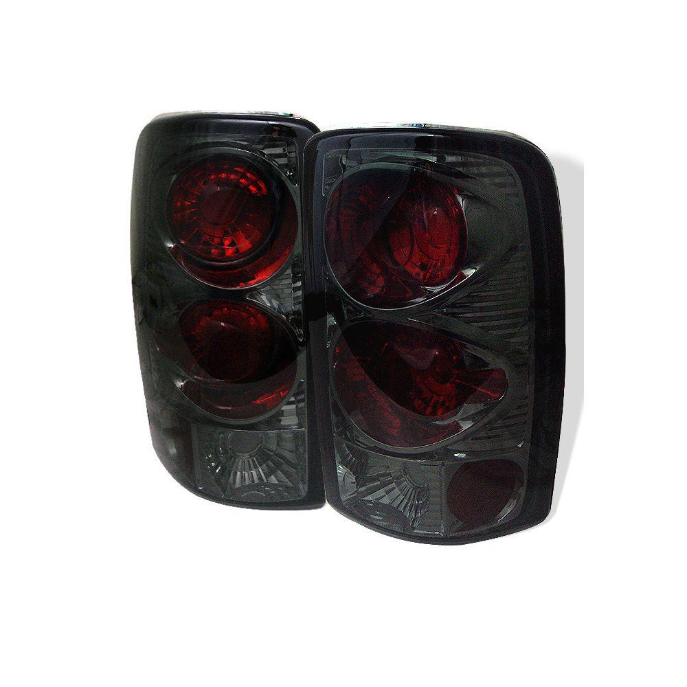 Spyder Auto ® - Smoke Euro Style Tail Lights (5001573)