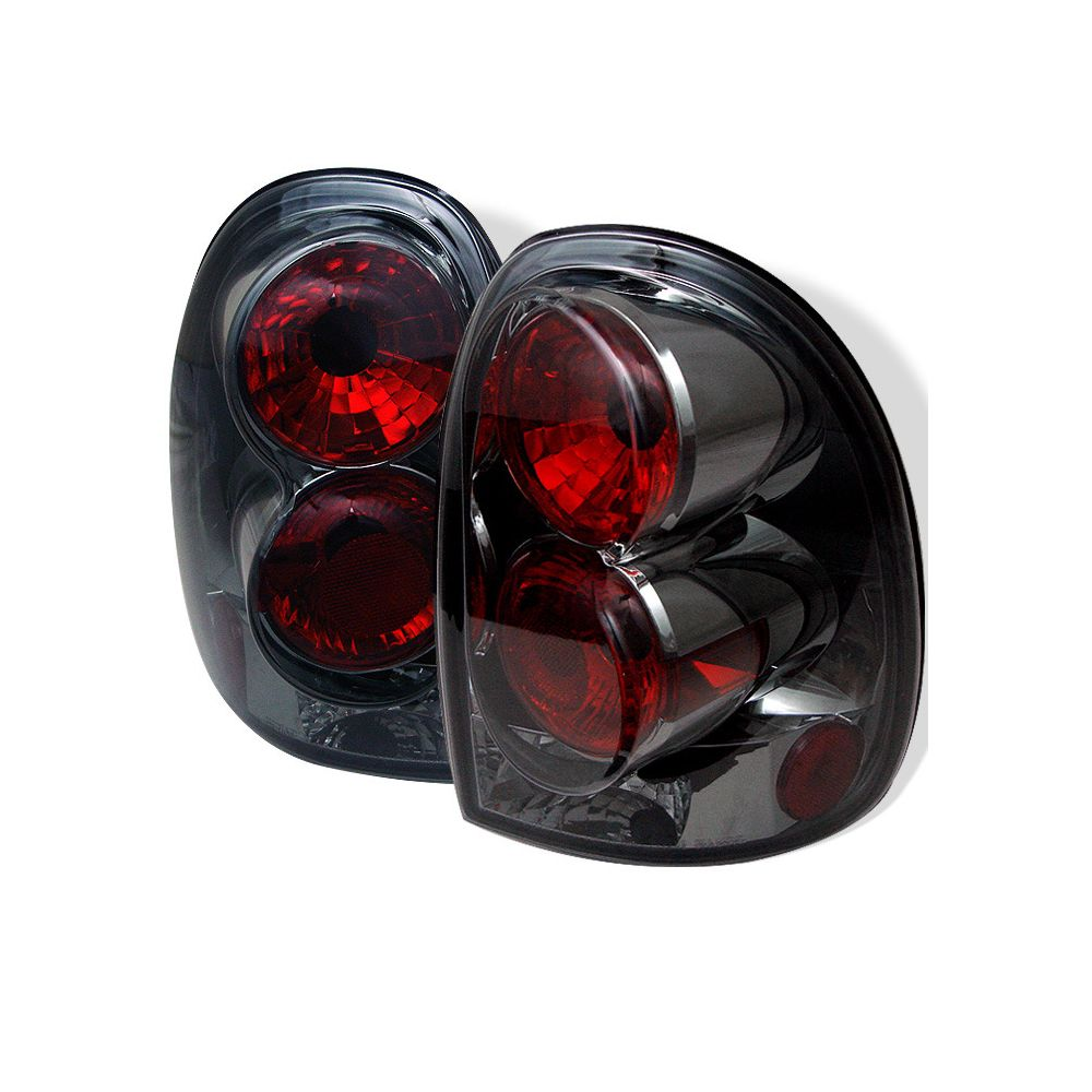Spyder Auto ® - Smoke Euro Style Tail Lights (5002266)