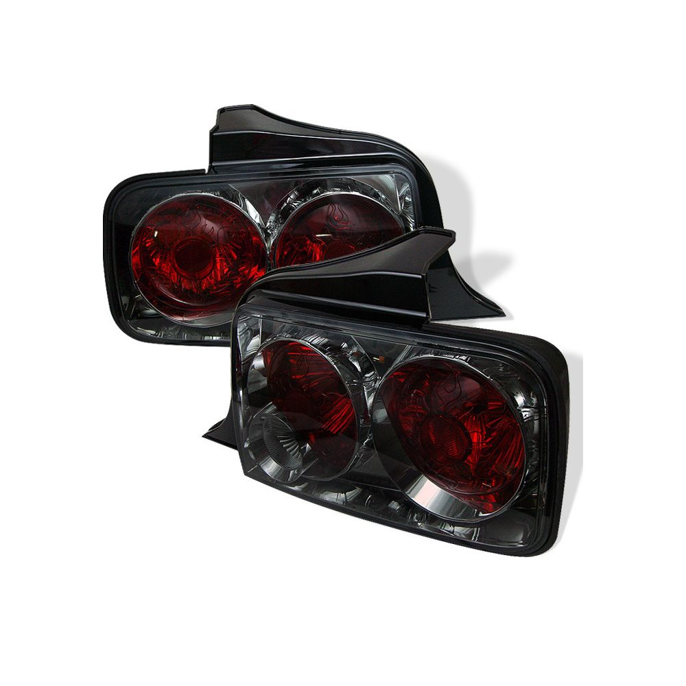 Spyder Auto ® - Smoke Euro Style Tail Lights (5003577)