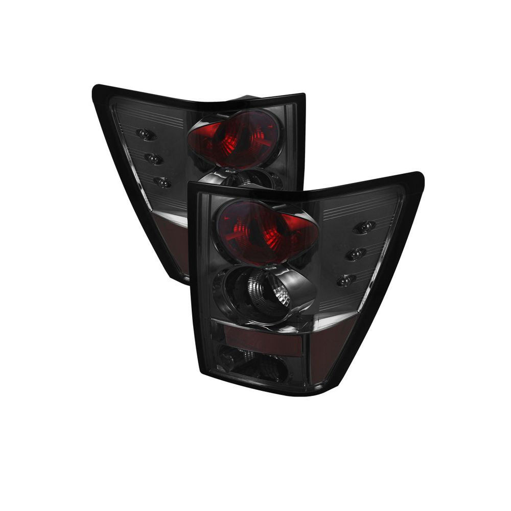 Spyder Auto ® - Smoke Euro Style Tail Lights (5005564)