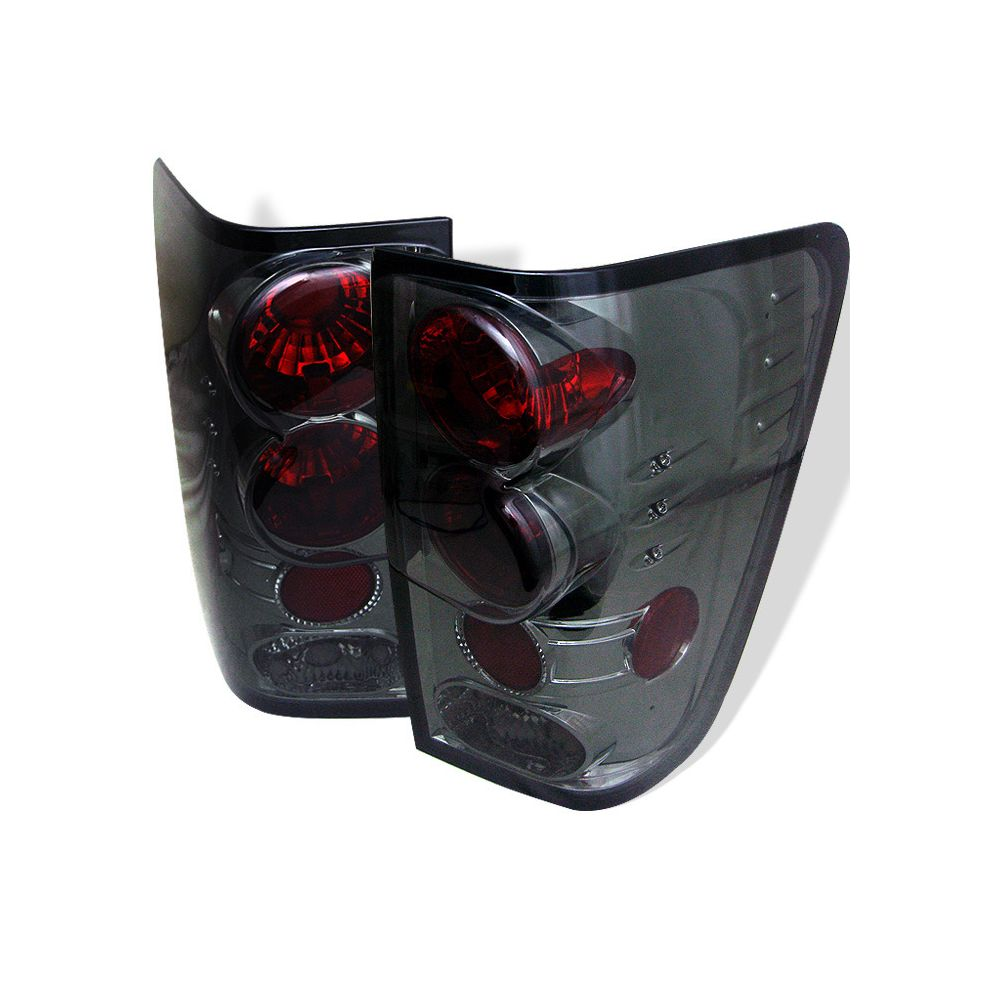 Spyder Auto ® - Smoke Euro Style Tail Lights (5007056)
