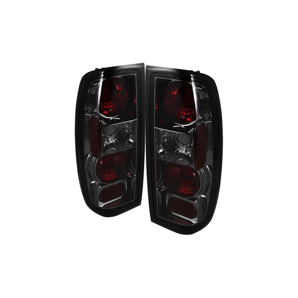 Spyder Auto ® - Smoke Euro Style Tail Lights (5033604)
