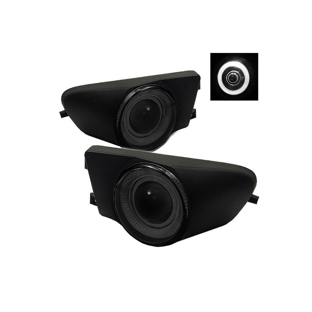 Spyder Auto ® - Smoke Halo Projector Fog Lights (5021182)