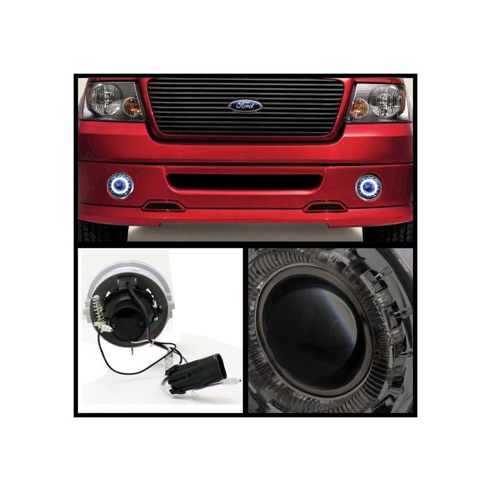 Spyder Auto ® - Smoke Halo Projector Fog Lights (5021311)