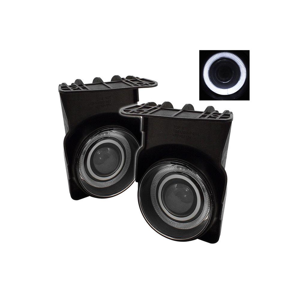 Spyder Auto ® - Smoke Halo Projector Fog Lights (5021441)
