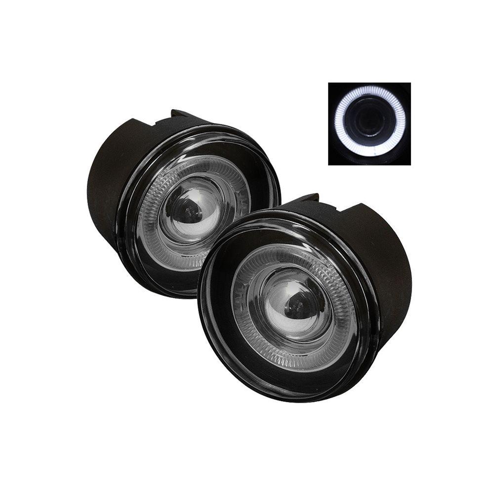 Spyder Auto ® - Smoke Halo Projector Fog Lights (5021489)