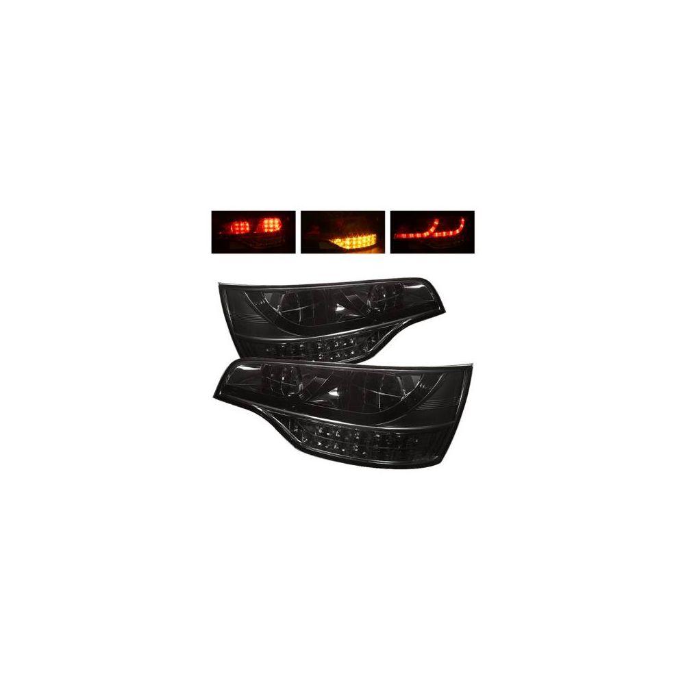 Spyder Auto ® - Smoke LED Tail Lights (5000316)
