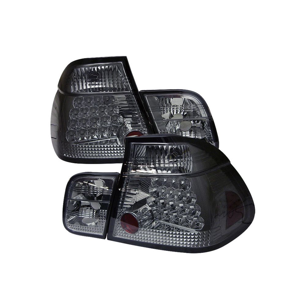 Spyder Auto ® - Smoke LED Tail Lights (5000774)