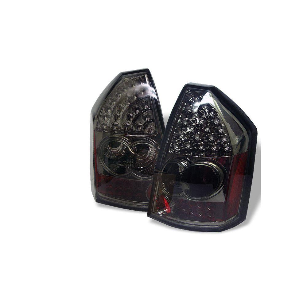 Spyder Auto ® - Smoke LED Tail Lights (5000972)
